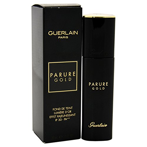 Guerlain Parure Gold Radiance SPF 30# 12 Rose Clair/Light Rosy Foundation for Women, 1 Ounce (Guerlain Day Foundation)