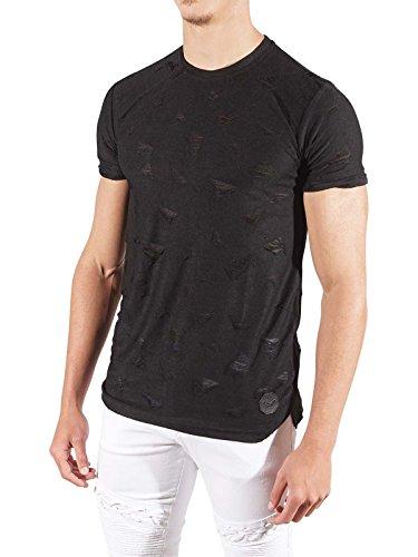 Project X Paris Herren T-Shirt Gr. M, schwarz