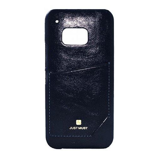 """Just Must 501501 Schutzhülle """"Chic"""" in schwarz für Samsung Galaxy S6 Edge SM-G925F"""