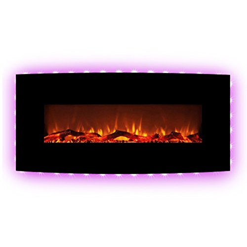 43 electric fireplace - 2