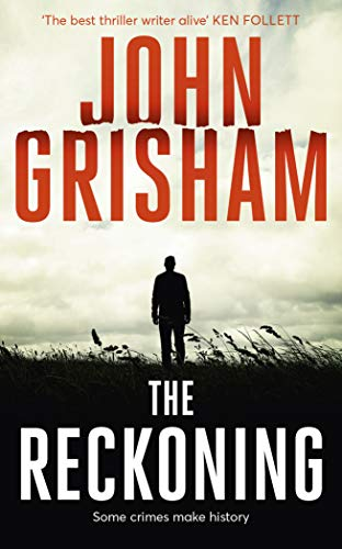 Book cover from The Reckoning by John Grisham