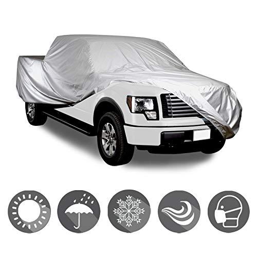 LT Sport SN#100000000772-417 For Honda Ridgeline All Weather Waterproof 7FT Bed PEVA Cover (Pickup) -