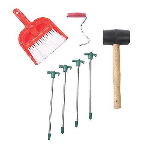 (Stansport Tent Essentials Kit)