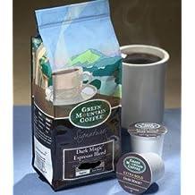 Green Mountain ~ DARK MAGIC ESPRESSO Whole Bean Coffee ~ 12 oz Bag by Green Mountain Coffee