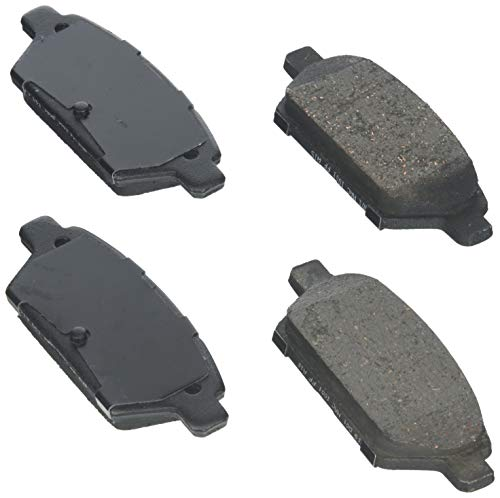 Bosch BE1161H 1161H Blue Disc Brake Pad Set ()