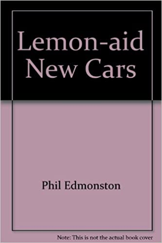 Download online Lemon-aid New Cars (1999) PDF, azw (Kindle), ePub, doc, mobi
