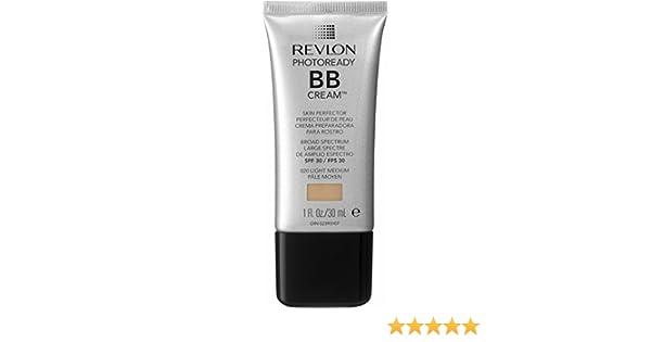 Amazoncom Revlon Photoready Bb Cream 020 Lightmedium 30ml Beauty