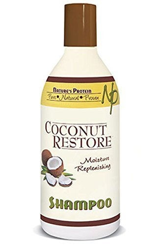 Nature's Protein Coconut Restore Moisture Replenishing Shampoo, 13 ()