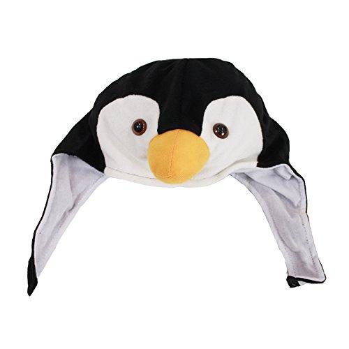 Patymo アニマルハット ペンギン