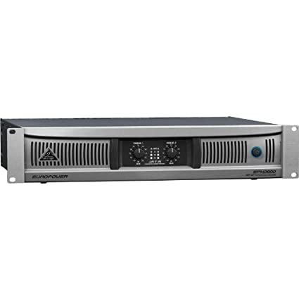 Behringer Europower EPX2800 Amplificador PA 2800W