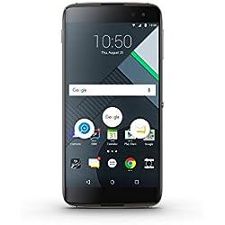 """Blackberry DTEK60 (BBA100-2) 32GB Earth Silver, 5.5"""", 4GB RAM, GSM Unlocked International Model, No Warranty"""