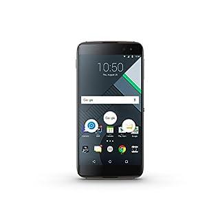 "BlackBerry DTEK60 (BBA100-2) 32GB Earth Silver, 4GB Ram, 5.5"" Touchscreen Display, Camera: 21MP + 8MP, GSM Unlocked International Model, No Warranty"