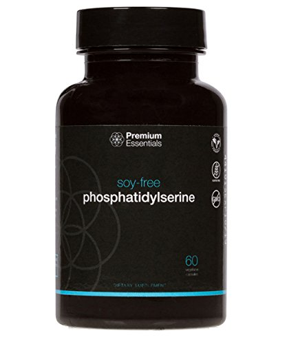 FreeMind Supplements – Phosphatidylserine 100mg Soy-Free – Improve Focus, Memory & Mood Review