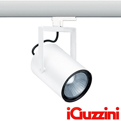 iGuzzini MB40.701 Front Light Proiettore da Binario bianco 30W led ...