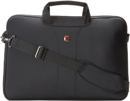 Wenger Legacy 15.6 Inch Ultra Computer Slimcase, Black, One Size by Wenger (Image #4)