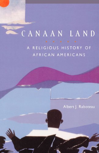 Books : Canaan Land: A Religious History of African Americans (Religion in American Life)