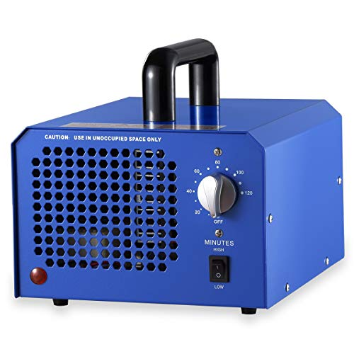 SHD Commercial Ozone Generator 3500mg ~ 7000mg O3 Air Purifier Industrial Ozone Machine Car Deodorizer Sterilizer for Home Hotel Farm