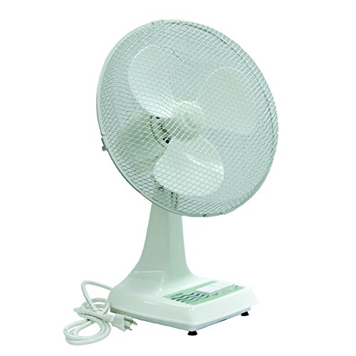 TPI ODF-12 Oscillating Office Fan, 12