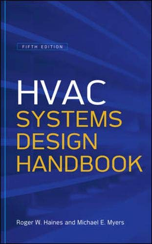 HVAC Systems Design Handbook, Fifth Edition (Best Central Air Conditioners 2019)
