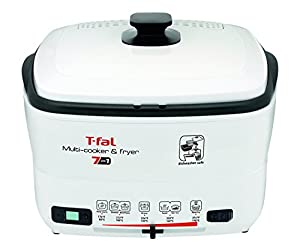 Amazon.com: T-fal FR490051 7-in-1 Multi-Cooker and Deep