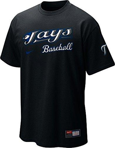 Nike Toronto Blue Jays Baseball Practice 2010 MLB Men's Loose Fit T-Shirt (2XL, -