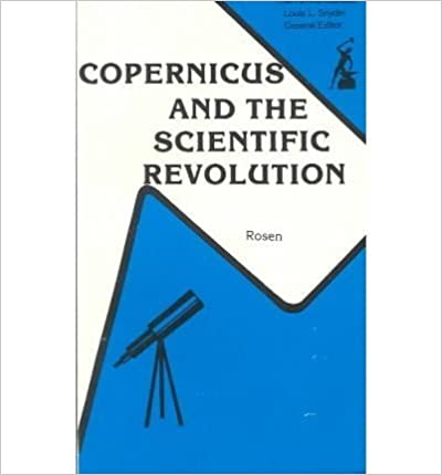 Book Copernicus and the Scientific Revolution (Anvil series) by Edward Rosen (1984-07-02)