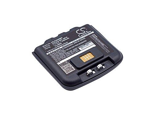 Cameron Sino 4400mAh Battery Compatible with Intermec CN3, CN3E, CN4, CN4E 4400 Cordless Phone Battery