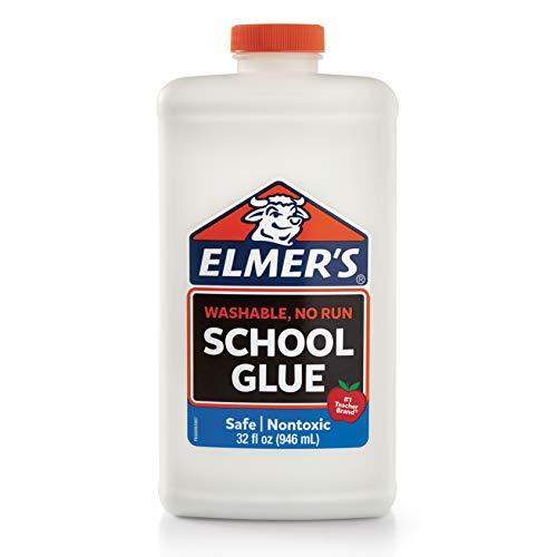 Elmer s pegamento, blanco, lavable, 900g