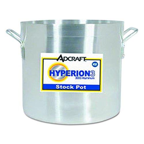 Adcraft H3-SP100C Aluminum Cover for 100 qt Stock Pot