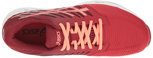 6 True Running Women's Fuzex ASICS Coral M US Red Oat Red Shoe Flash vR4Hq8w