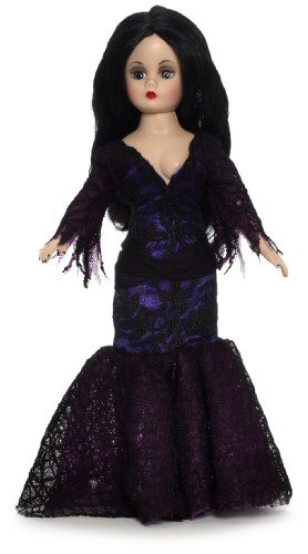 Morticia From The Addams Family Costumes (Alexander Dolls 10