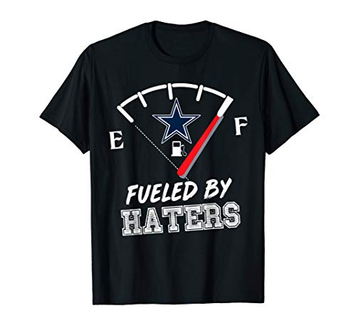 - Father's day Gift-Cowboy-Flag football-Dallas-Fans T-Shirt