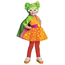 Rubies Costume Lalaloopsy Deluxe Dyna Might Costume, Toddler 1-2