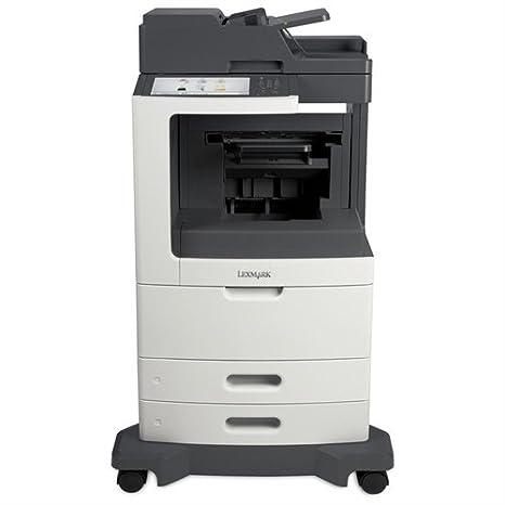 Amazon.com: Lexmark MX811dfe – B/W multifunción (Fax ...