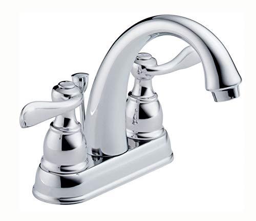 Lavatory Chrome Faucet 2h (Lav Faucet 2h Chrm W/Pu)