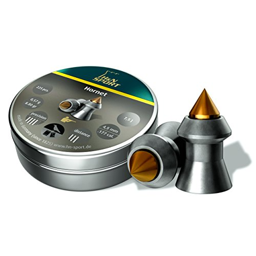 Hornet Pointed Pellets Caliber Count product image