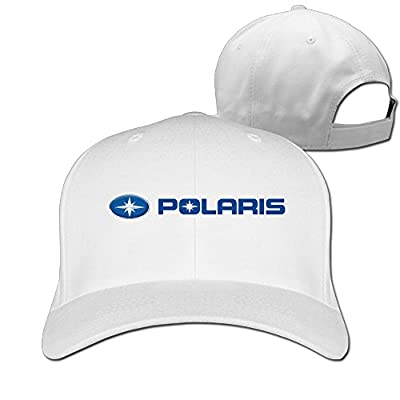 MKCOOK Unisex Polaris Logo Snapback Caps/Peaked Caps/Baseball Caps Hats