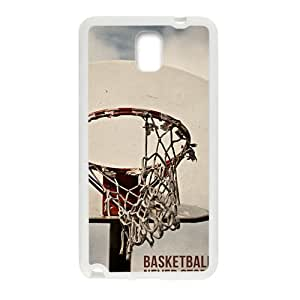 basketball never stops Phone Case for Samsung Galaxy Note3