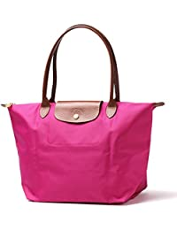 Longchamp Small Le Pliage Shoulder Bag Cyclamen Pink Bag