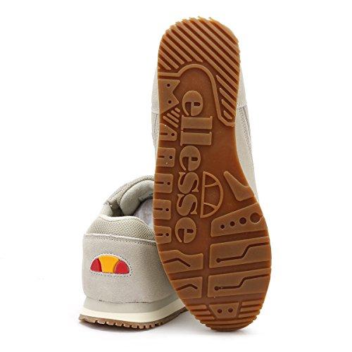 Ellesse Hombres Oatmeal/Gum LS110 Zapatillas