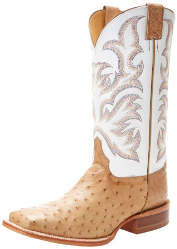 Quill Square (Justin Boots Men's U.S.A. Aqha Lifestyle Collection 13