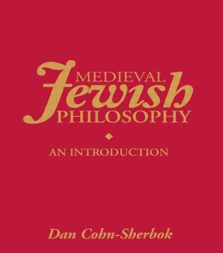 Medieval Jewish Philosophy: An Introduction (Routledge Jewish Studies Series) by Lavinia Cohn-Sherbok (1996-10-29)