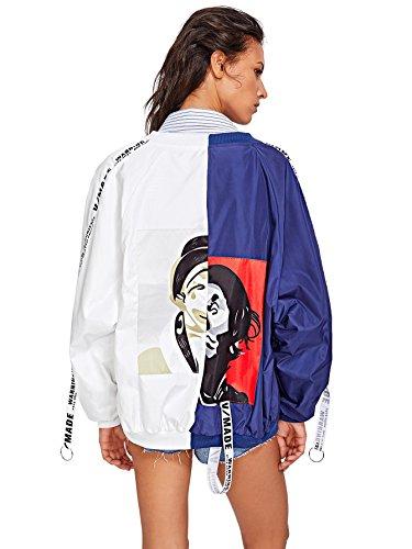 Colour Block Jacket - 9
