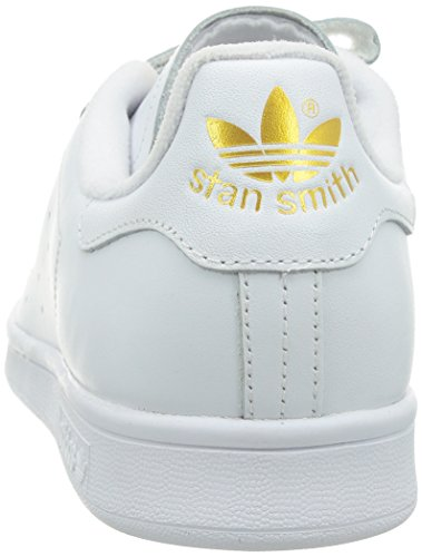 Hommes Stan Smith Or Chaussures ftwr Cf Blanc Mt Adidas Ftwr AP7vqwv