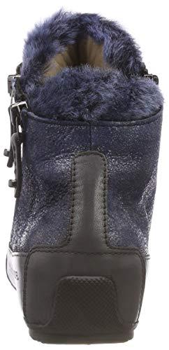 Alto Sneaker Donna 000 Cardiff a Candice Cooper Collo Blau Notte FXq47E