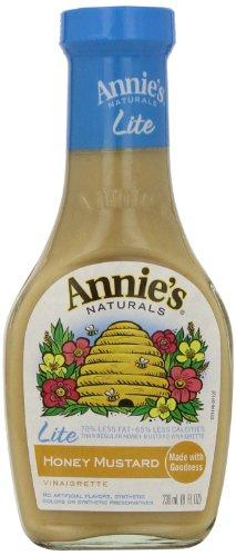 - Annie's Naturals Vingrt, Honey Mustard, Lf, 8-Ounce (Pack of 6)