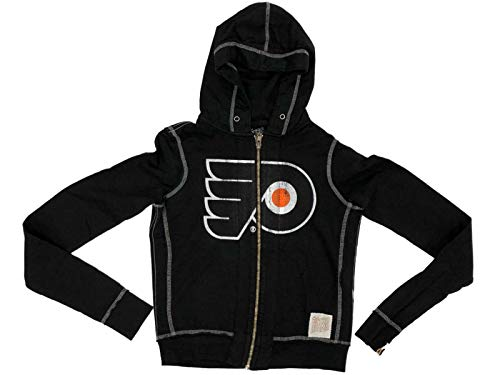 - Philadelphia Flyers Retro Brand Youth Vintage Full Zip Lightweight Jacket (M)