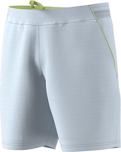 adidas Men`s Melbourne Tennis Short Blue ()