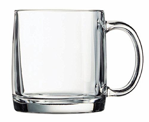 Arc International Luminarc Nordic Mug, 13-Ounce, Set of 4]()