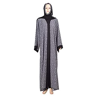 Abuhaliqa Multi Color Formal Abaya For Women